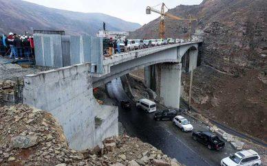 تعیین تکلیف آخرین قطعه آزادراه تهران-شمال تا پایان امسال