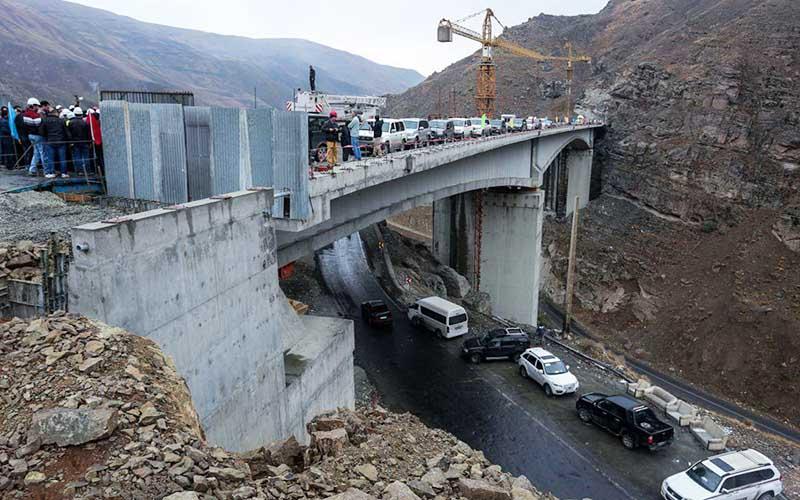 بهرهبرداری از آزادراه تهران-شمال تا پایان شهریور