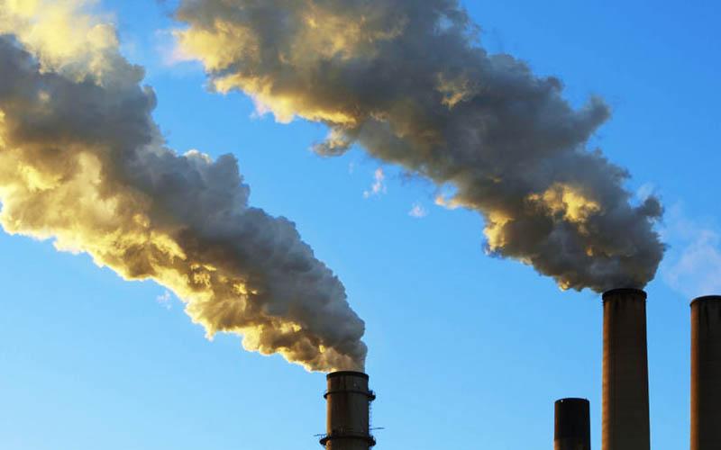 پیشبینی افزایش انتشار گاز CO2 در سال ۲۰۱۷