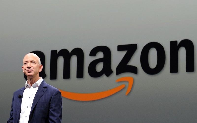آمازون ۱.۱ میلیارد دلار از سهام خود را واگذار کرد