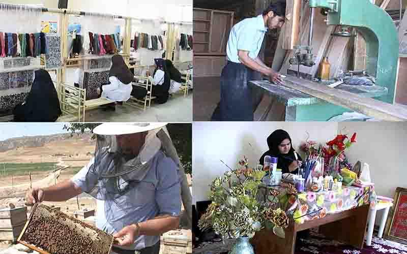 اجرای طرح«روستای بدون بیکار» در بیش از ۱۰۰ روستای کشور