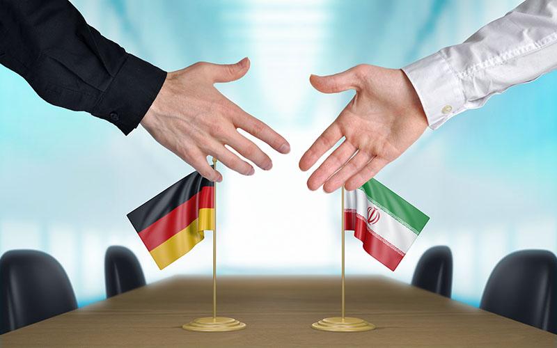 رشد روابط تجاری ایران و آلمان
