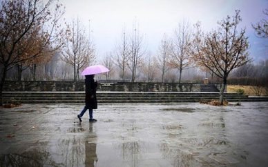 کاهش بارش استان تهران در آبان امسال