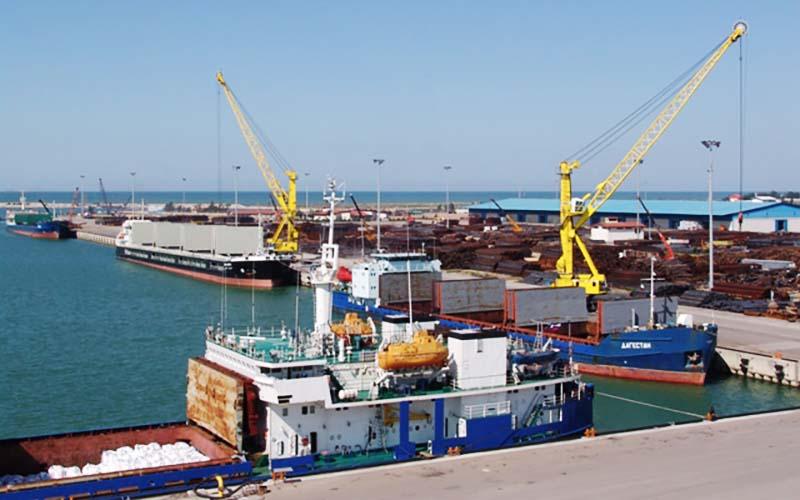 سهم ایران از حملونقل دریای خزر، تنها ۶ میلیون تن است