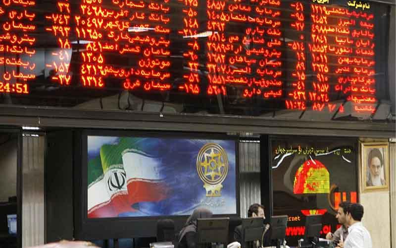 حرکت رو به رشد بورس تهران