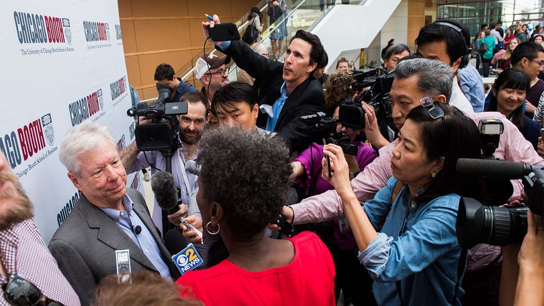 ریچارد تالر نوبل اقتصاد