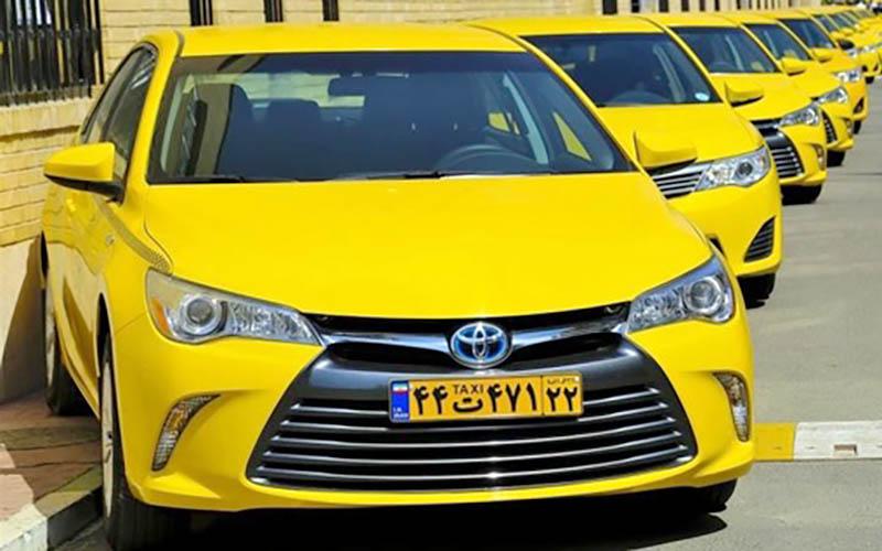 نوسازی 7000 تاکسی فرسوده پایتخت اولویت شهرداری