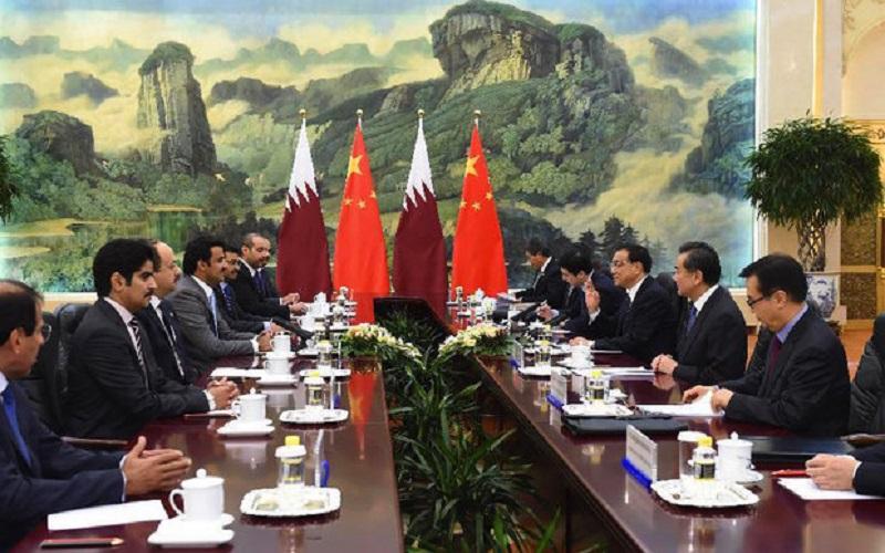 تجارت قطر و چین 50 درصد افزایش یافت