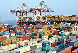 کاهش ۲ درصدی صادرات