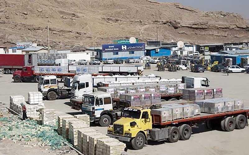 بازار افغانستان در حال آب رفتن
