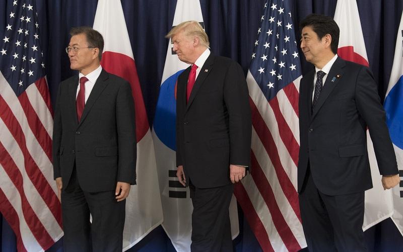 ترامپ به دنبال منافع اقتصادی در آسیا