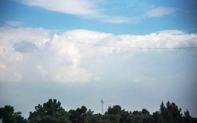 مناطق شمالی تهران هوای پاکتری دارند؟