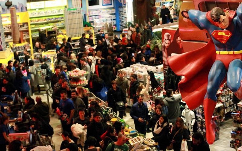 جمعه سیاه و تلاش خردهفروشان برای ارتقای سطح فروش
