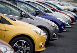 افزایش واردات خودروهای با حجم موتور پایین