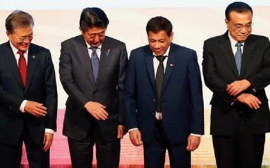 درخواست چین برای افزایش تجارت با ژاپن و کره