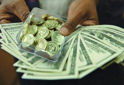 ثبات نسبی قیمت طلا و کاهش ۱۲ تومانی نرخ دلار