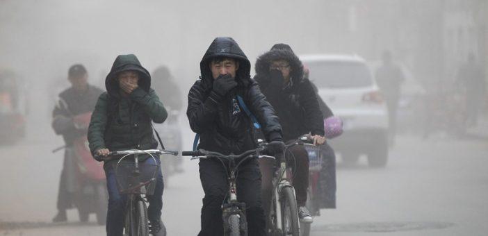رشد اقتصادی چین و آلودگی هوا