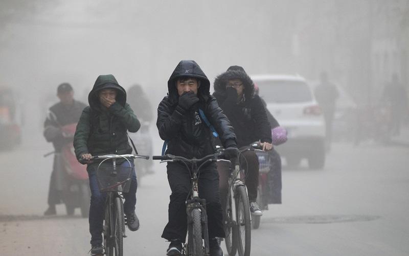 به بهانه رشد به بهای آلودگی؛ چین چشمان خود را بر محیط زیست میبندد