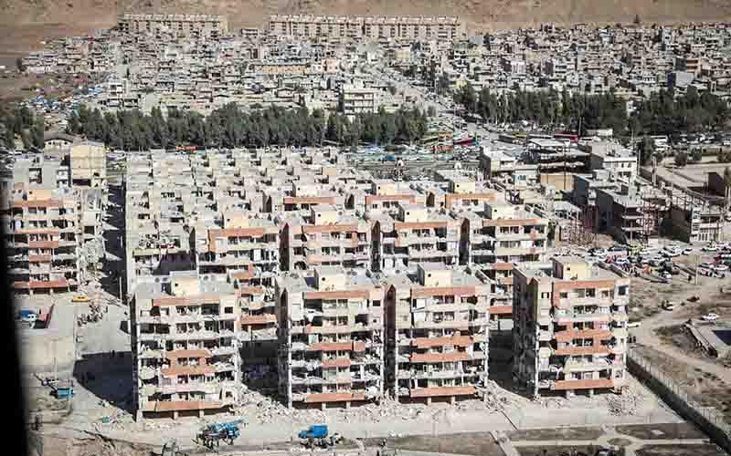 پرداخت ۱ میلیارد تومانی بیمه ایران به زلزلهزدگان