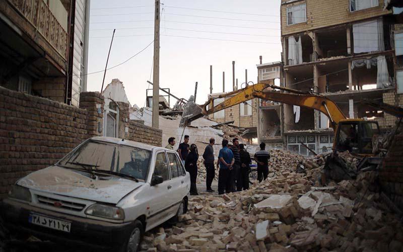 آخرین آمار از تعداد بیمهنامهها در مناطق زلزلهزده