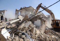 افزایش 27 نفری قربانیان زلزله کرمانشاه