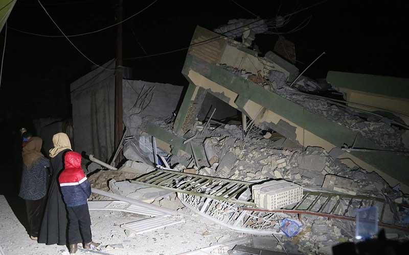 آخرین وضعیت تامین برق در مناطق زلزلهزده