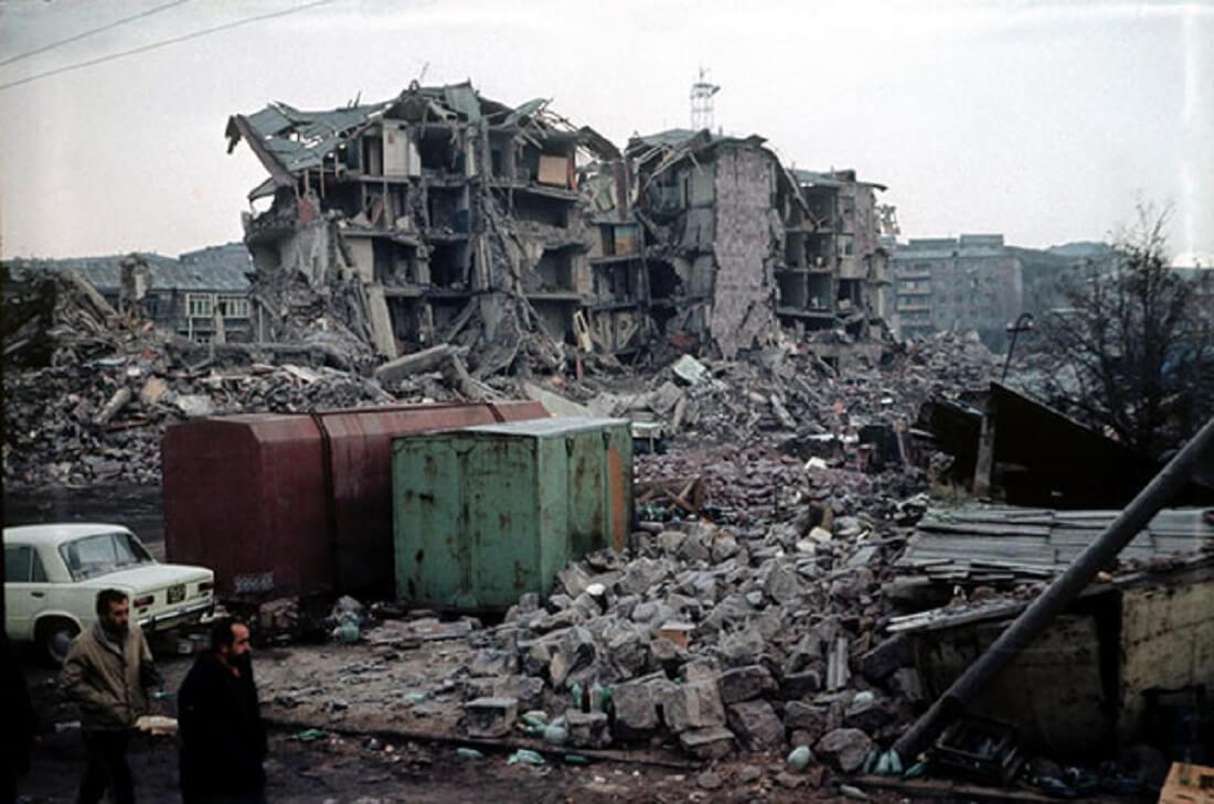 زمینلرزه ارمنستان