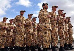 مصوبات فرماندهی کل قوا درخصوص سربازان مناطق زلزلهزده کرمانشاه