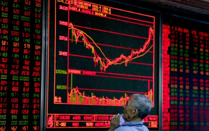 افت  شاخصهای سهام آسیایی