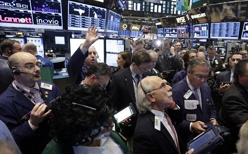 سهام آمریکا به اوج خود رسید