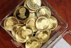 حباب بیش از ۲۶۰ هزار تومانی قیمت سکه