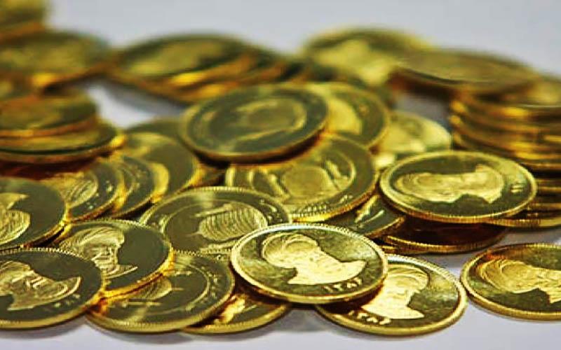 کاهش دستهجمعی قیمت انواع سکه