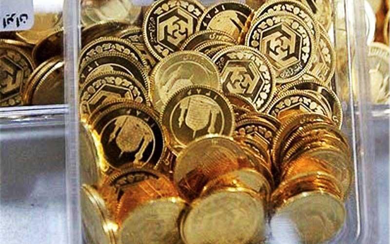 حراج سکه قیمت را ۳۷ هزار تومان پایین آورد