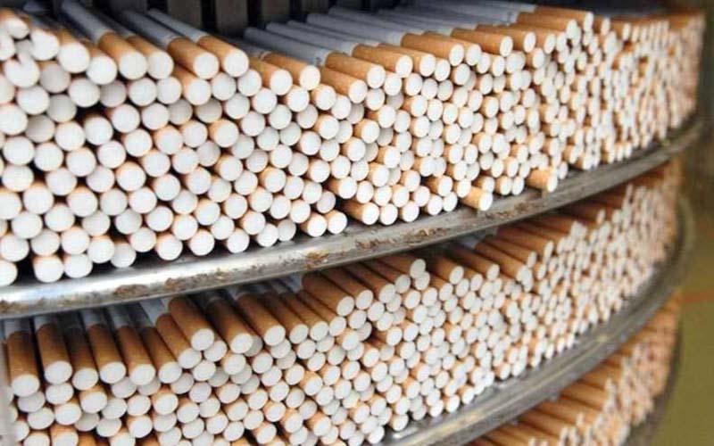 جدیدترین آمارها از تولید سیگار
