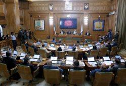 حضور رئیس اتاق اصناف در شورای شهر تهران