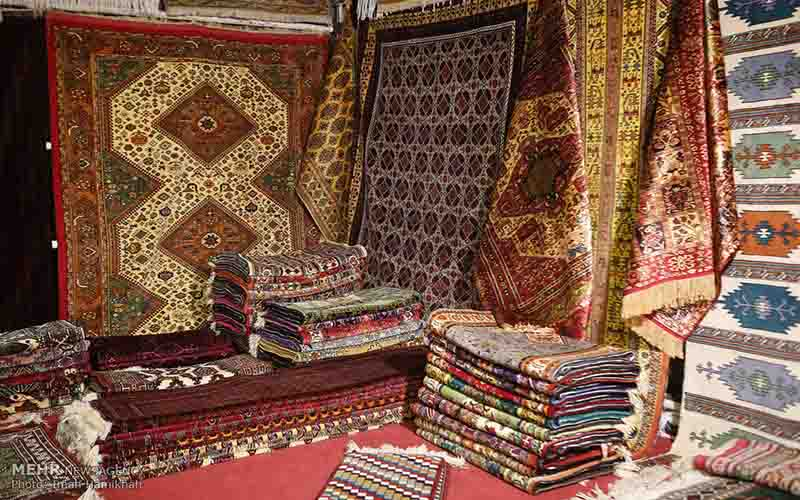 افزایش صادرات فرش دستباف در نیمه نخست امسال