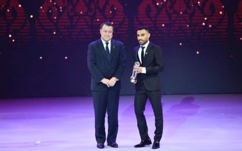 ایران با دو جایزه در مراسم برترینهای آسیا
