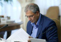 دستورهای پنجگانه وزیر رفاه برای زلزلهزدگان