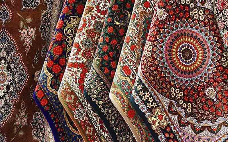 صادرات ۱۸۰ میلیون دلاری فرش دستباف ایران در ۷ ماه