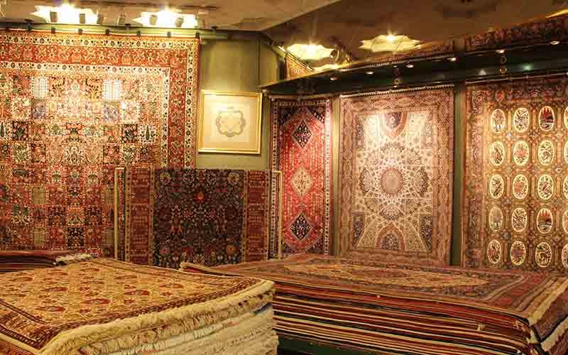 صادرات ۹۰ میلیون دلاری فرش ایران به آمریکا