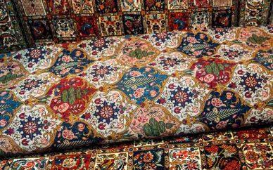 ارائه تسهیلات به فرش دستباف با نظر مرکز ملی فرش ایران