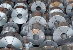 رشد تولیدات زنجیره فولاد