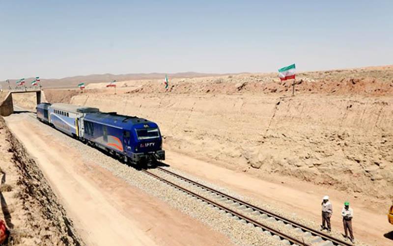 راهاندازی نخستین قطار بدون توقف تهران-کربلا در اربعین ۹۸