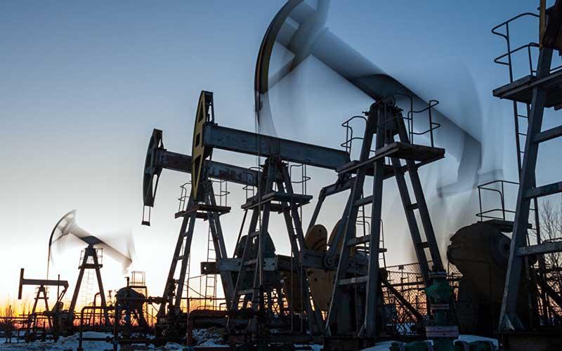 رشد اندک قیمت نفت