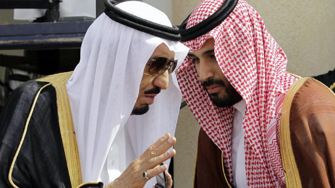 افزایش قدرت محمد بن سلمان