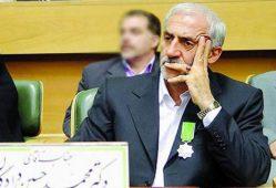 رئیس سابق فدراسیون فوتبال از وزارت صنعت سر در آورد