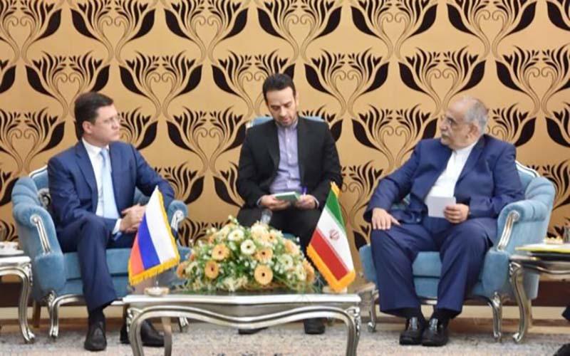 مذاکرات جدید اقتصادی تهران-مسکو
