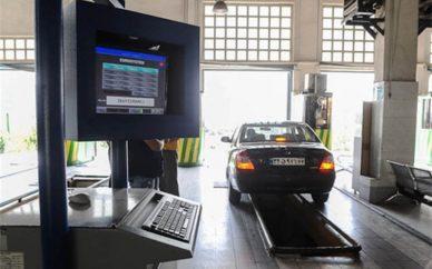 مشمولان دریافت معاینه فنی ویژه خودرو