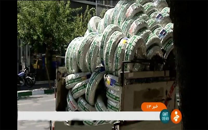 صنعت تایر با قاچاق و واردات بیرویه پنچر میشود