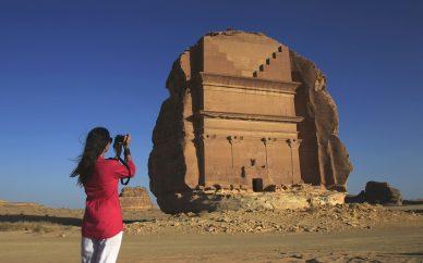 نخستین ویزای توریستی عربستان سعودی